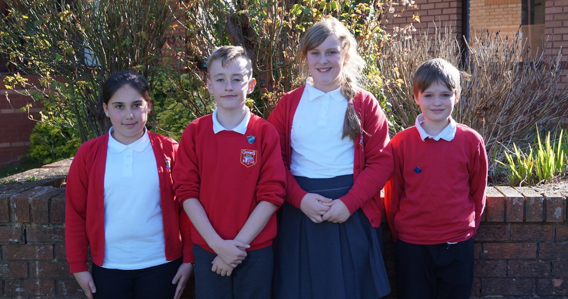 Pupil Leadership Team | George Street Primary School